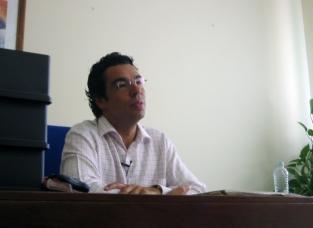 Ángel Monterrubio